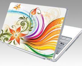 Kỹ thuật dán decal laptop