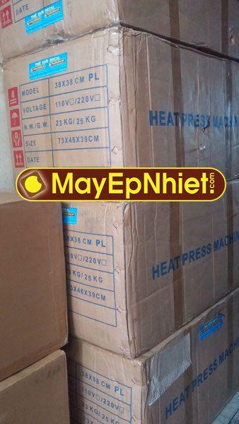 Máy ép nhiệt phẳng loại 38cm tại MayEpNhiet.com